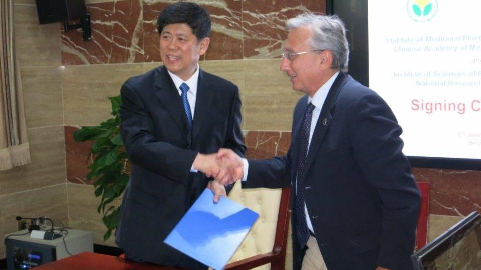 shake hands implad agreement